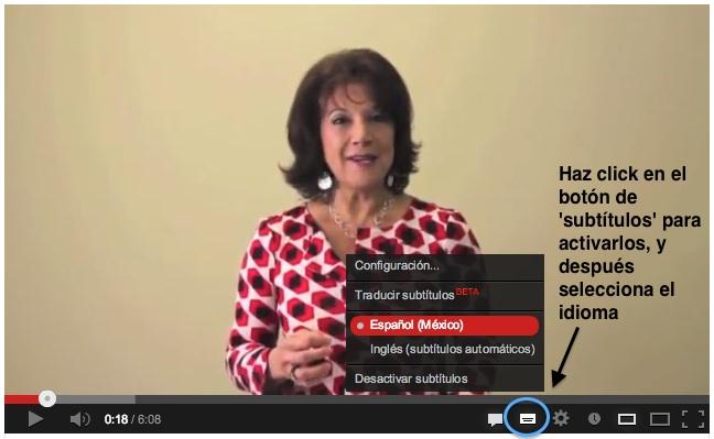 Cómo aprender a meditar en Alfa: Subtítulos vídeo